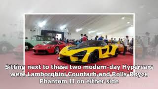 2019 WIAA-Parx Supercar and Vintage car show enthrals Mumbai | CAR NEWS 2019