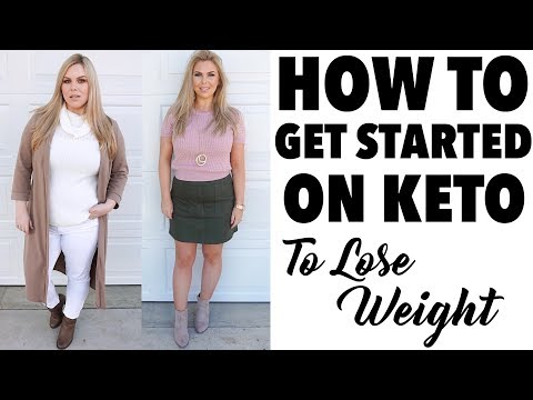How To Start a Keto Lifestyle & How I Lost 14KG!