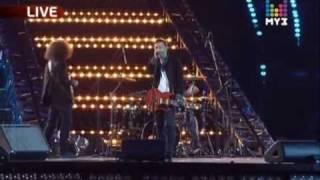 Клип Звери - Попурри (live)