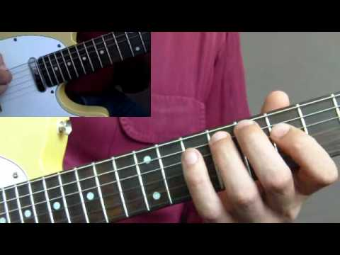 Jimmy Bryant Guitar Lesson Pink Cadillac Solo