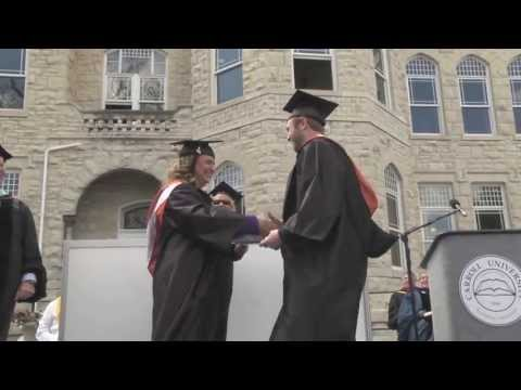 Carroll University: Mom, son graduate on same day