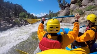 EXTREME WHITEWATER RAFTING!