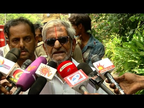 Activist Traffic Ramaswamy to Contest Against J Jayalalithaa in Chennai RK Nagar Constituency