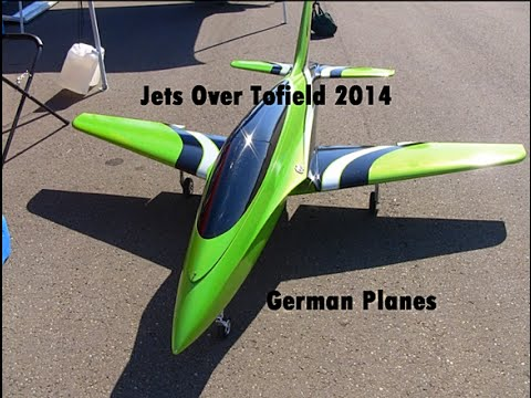 Jets Over Tofield 2014 - German Planes - HD 2/4