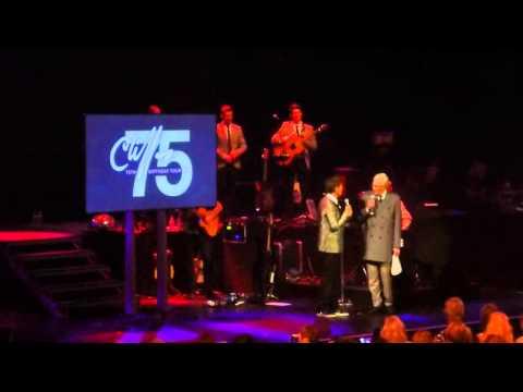 Cliff Richard's 75th Birthday Concert - Suprise - Albert Hall