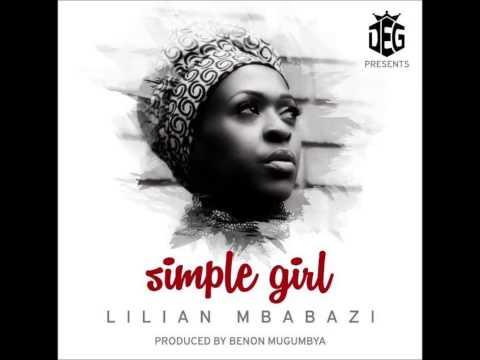Lilian Mbabazi | Simple Girl (audio) video