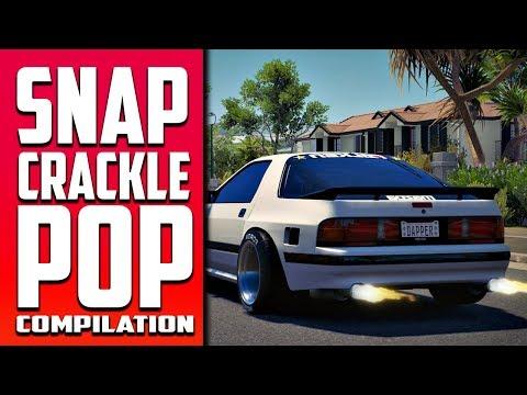 Forza Horizon 3 - Snap Crackle Pop Compilation