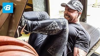 Day 1 | Legs and Abs Workout | Kris Gethin's 12-Week Muscle-Building Trainer