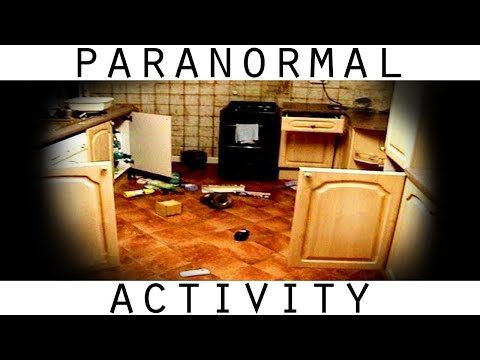 how to stop poltergeist activity