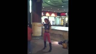 Mallu Singh - Dancing down Chinatown