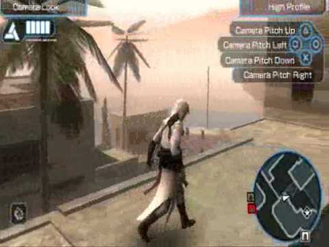 Assassin's Creed Bloodlines Free Roaming/Gameplay