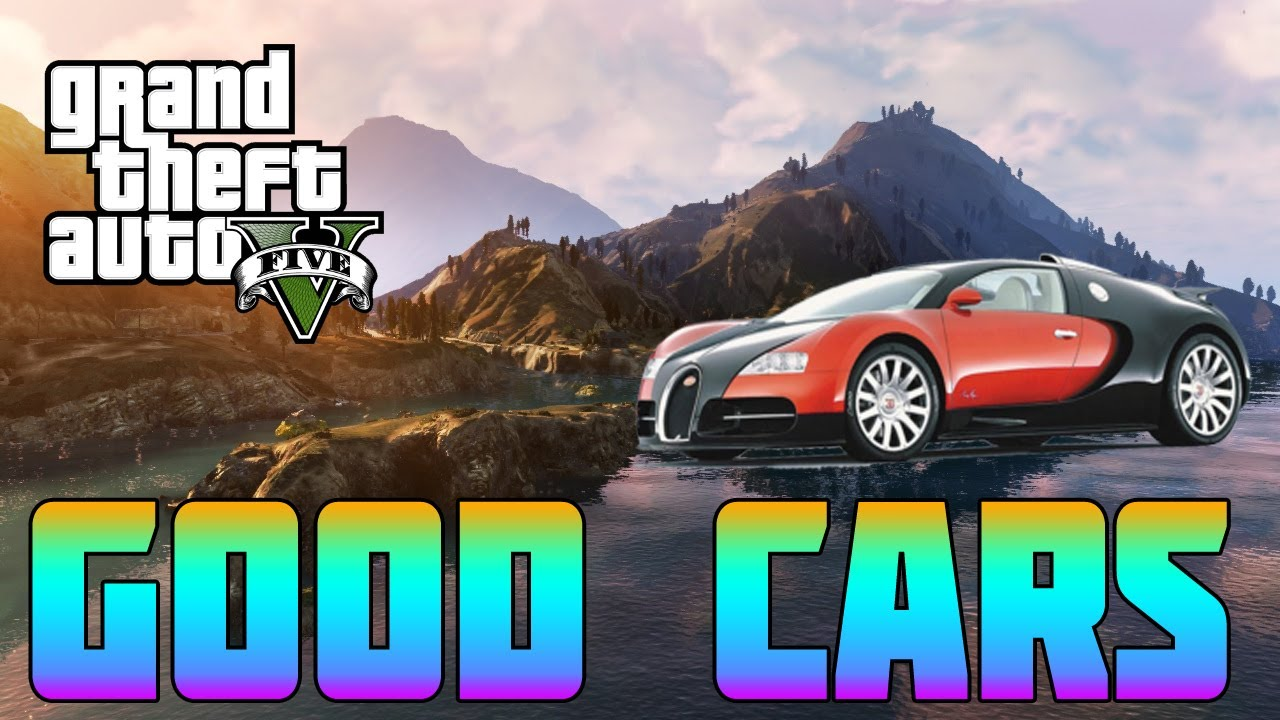 how to find good cars in gta 5