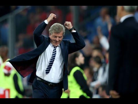 Roy Hodgson und sein Kapitän: