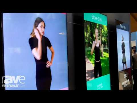 Integrate 2016: Sony Features Its 4K Bravia Display Panels Plus Digital Signage Content Management