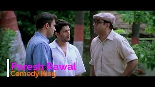 Download Paresh Rawal Comedy Scenes   Hulchul   YouTube 3Gp Mp4