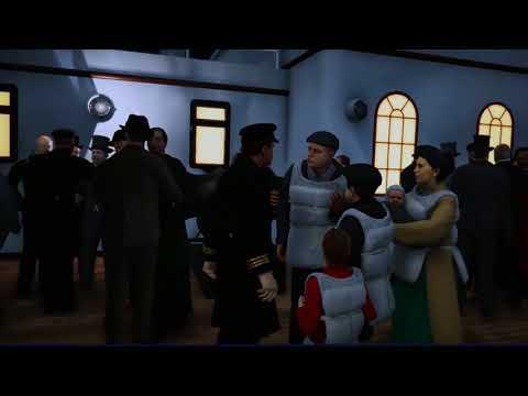 Titanic VR Teaser Trailer (Immersive VR Education) - Rift, Vive, PSVR