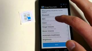 Quick Look at Samsung TecTiles [NFC]