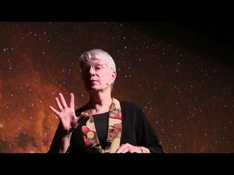 SETI's Dr. Jill Tarter confronted by UFO true believer