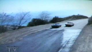 Mannix 1972 Cuda convertible  & Mannix wreck_0001.wmv