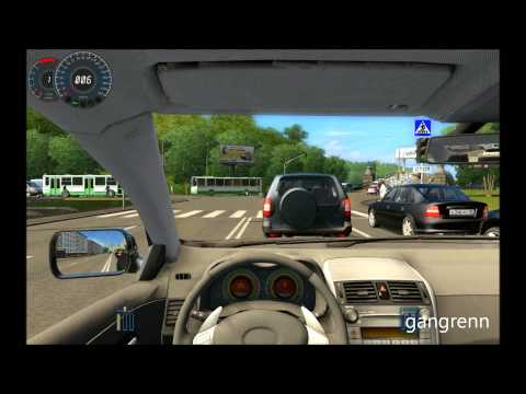 City car Driving Simulator (3D Instructor 2.2)