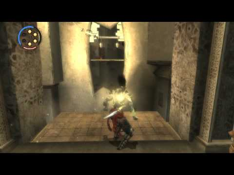 Prince Of Persia The Two Thrones Hard Playthrough Part 7 - Rooftops and The Second Health Upgrade