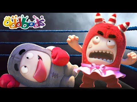 Oddbods NEW Episodes - SWITCHEROO
