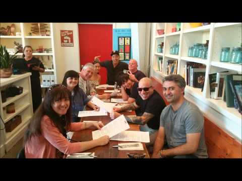 Alice Radio 97.3 Day in Napa with Michael Franti