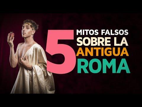 5 mitos FALSOS sobre la Antigua Roma