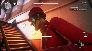 We Happy Few - Hostile Takeover: Disable The Motilene Pumps: Exit Area Quarantine Cutscene (2018)