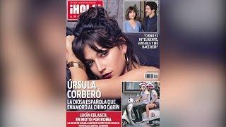 download musica Úrsula Corberó portada de la revista Hola Argentina