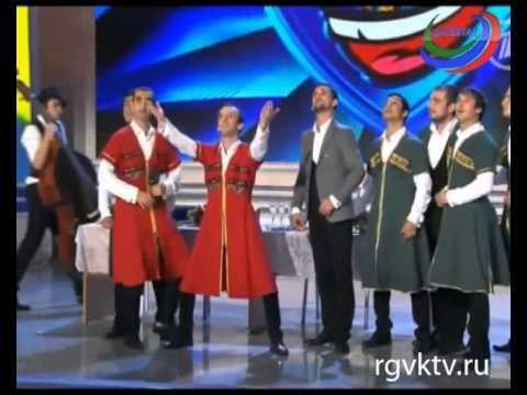 Команда КВН «Сборная Дагестана» - обладатель Кубка юмора Азербайджанской региональной лиги