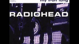 Watch Radiohead My Iron Lung video