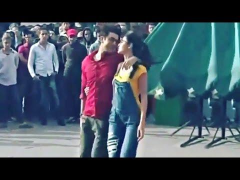 Ranbir Kapoor & Katrina Kaif's Song Shooting For Jagga Jasoos LEAKED