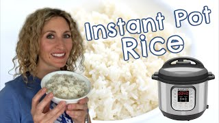 How to make white rice in the Instant Pot