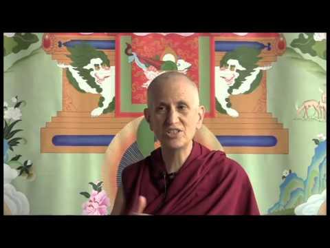 06-22-13 More on the Amitabha Buddha Practice, Sravasti Abbey Evening Chants, Pt 2a - BBCorner