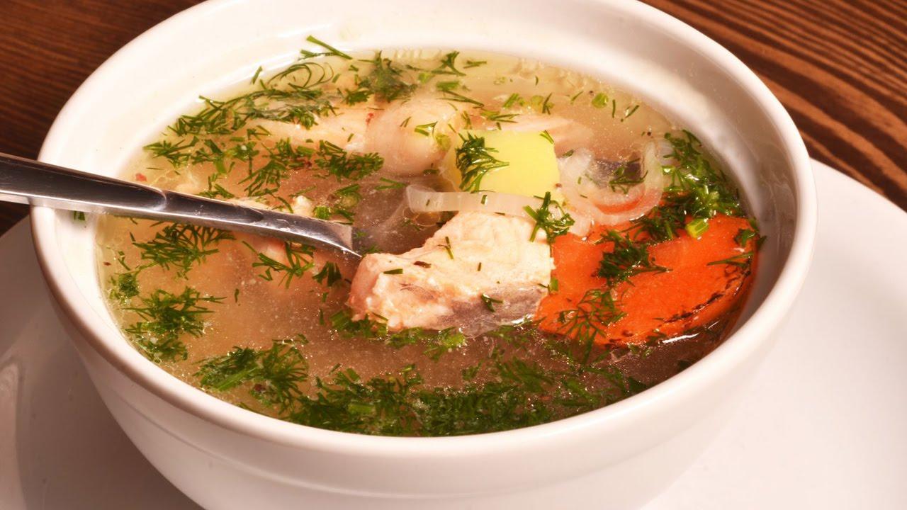 Как сварить суп из головы семги рецепт