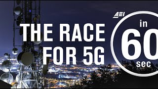 C-band spectrum and the race for 5G | IN 60 SECONDS