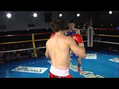 Choy Lay Fut Vs Muay Thai Take 3! Image 1
