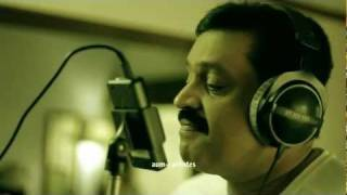 Actor superstar Suresh Gopi lends his voice for One The Unity song.