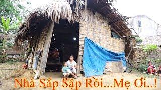 Rơi Nước Mắt Với Thảm Cảnh Của Vợ Chồng Nghèo Ở Tuyên Quang