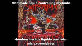 Suffocation - Catatonia (Lyrics & Subtitulado al Español)