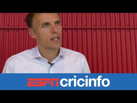 'Cricket was my first love' - Phil Neville