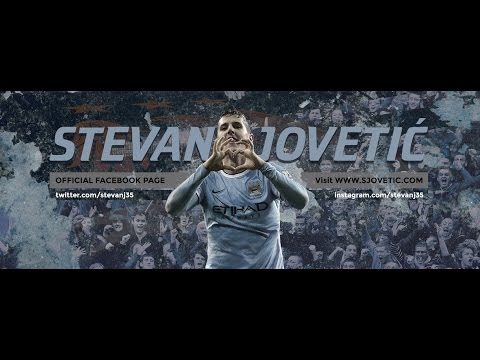 STEVAN JOVETIC 2014-2015 GOALS AND SKILLS HD