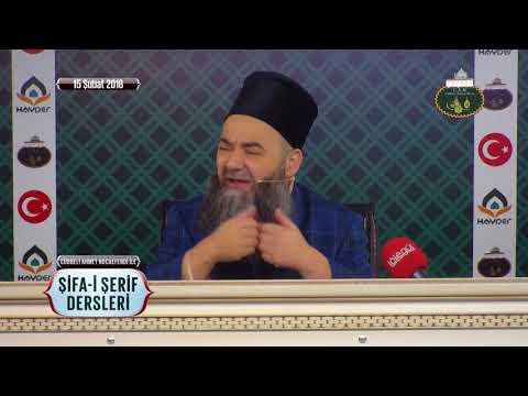 Cübbeli Ahmet Hoca İle Şifa-i Şerif Dersleri 55. Bölüm 15 Şubat 2018