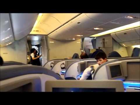 Air Canada Trip Report - YYZ - HKG - Executive First - Full Flight