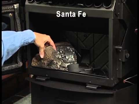 Flame range pellet enviro
