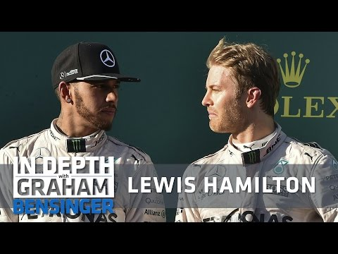 Lewis Hamilton: Nico Rosberg friendship impossible