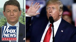Hogan Gidley echoes Trump: Media are pushing a recession
