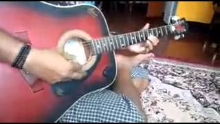 TOMAR DEKHA NEI RE GUITAR COVER BY JAYANTA SENGUPTA