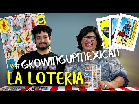 Growing Up Mexican | La Lotería | mitú